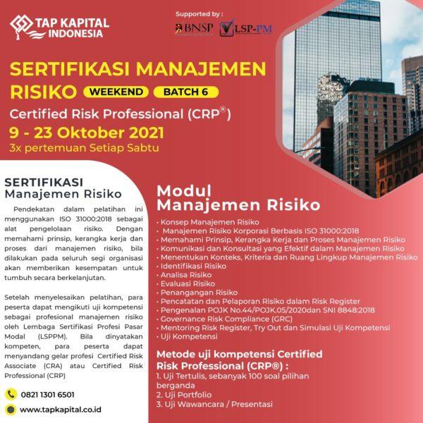 Pendaftaran Manajemen risiko