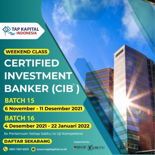 Pelatihan Investment Banking
